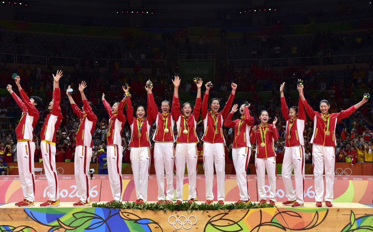 China's Olympic gold medallists to pay 4-day visit to Macau