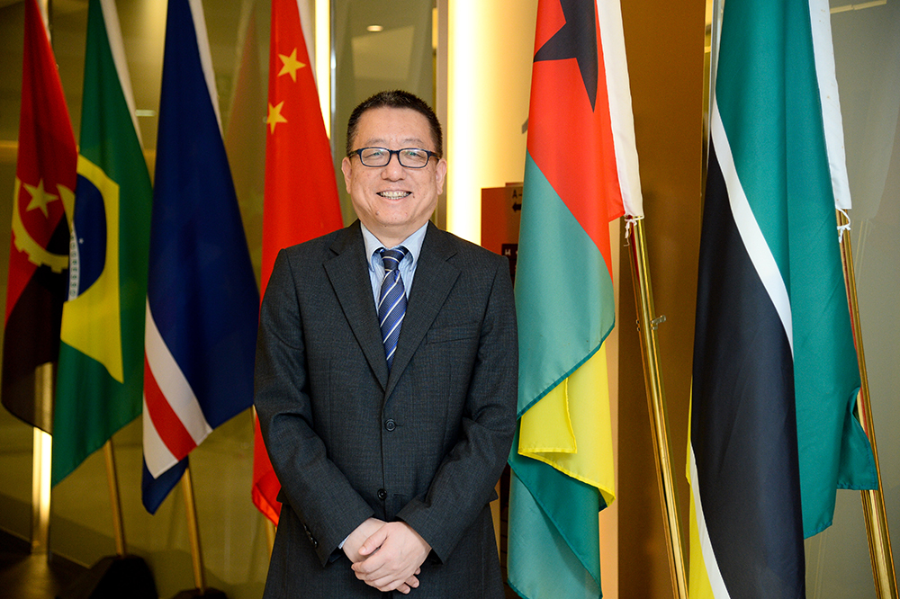 Chang Hexi leaves Forum de Macau after 8 years in office
