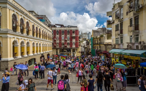Macau receives over 20 million visitors from January to August
