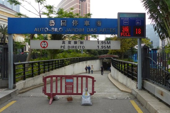 Graft busters slam transport officials over public car parks in Macau