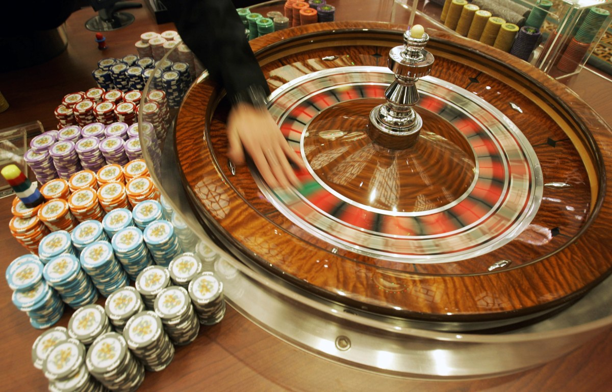 Scholar expects up to 10 per cent rise in 2017 gaming receipts