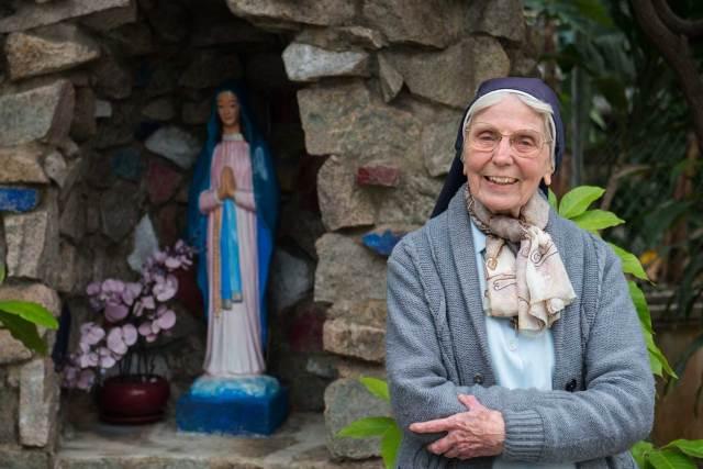 Sister Juliana Devoy