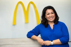 Michelle Ho Mcdonalds