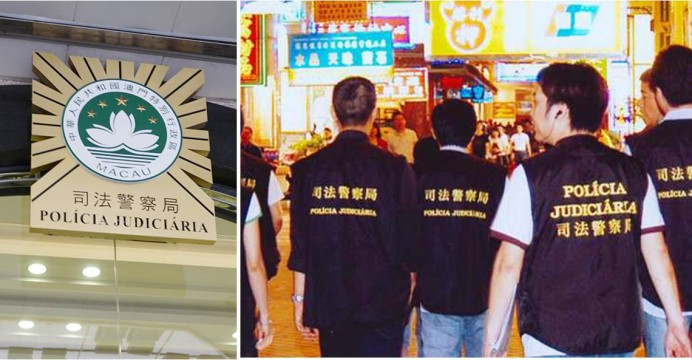 Police arrest 11 loan sharks from the mainland