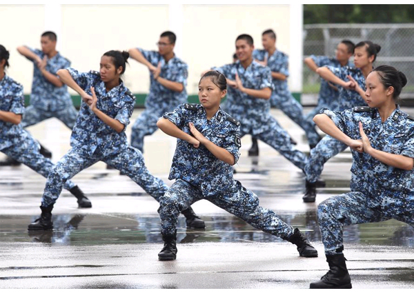 Macau government and the People's Liberation Army to hold joint summer camp