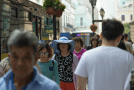 Macau's population