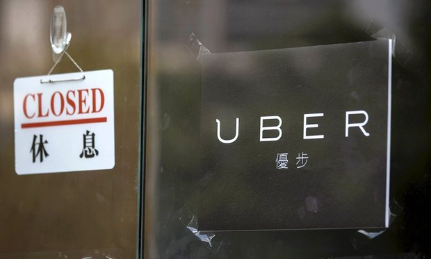 Uber pulling out of Macau from Friday onwards