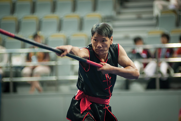 Wushu Master challenge concludes