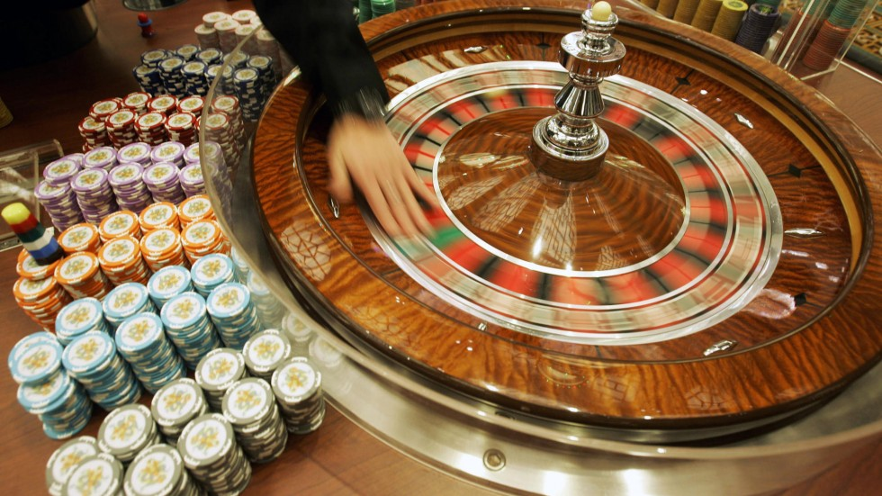 Gambling in Macau brings in overall revenues of US$28.6 billion in 2016