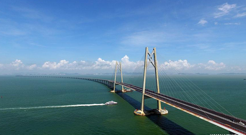 Cross-border bus service on HK-Zhuhai-Macau Bridge coming