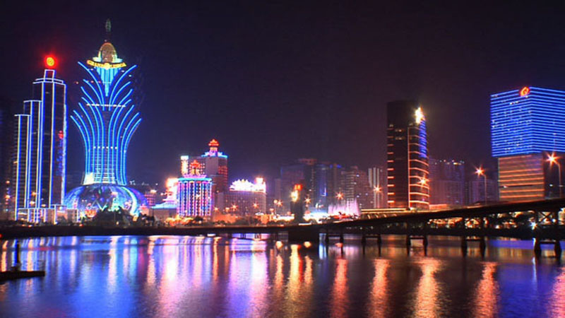 Macau hotel guests rise 6.8 pct to 8 million in Jan-July