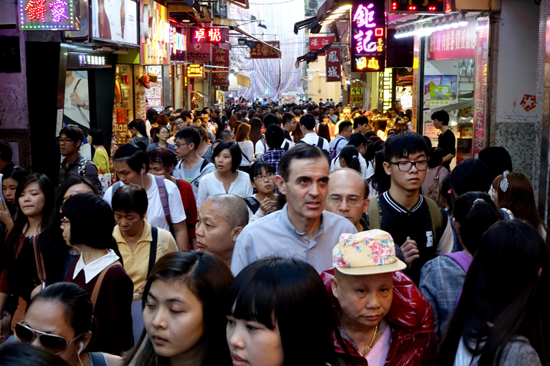 Macau government expects visitor numbers to reach 35 million in 2018