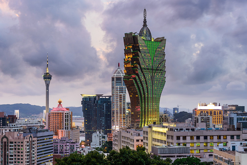 US think tank gives Macau clean bill of 'fiscal health'