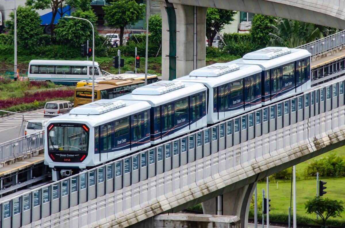 Light Metro opens to the public next Tuesday