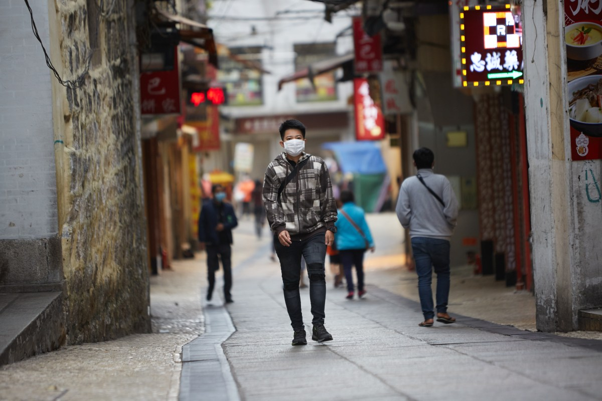Coronavirus epidemic in Macau still dangerous despite absence of new cases