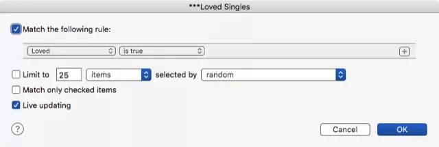 Loved singles