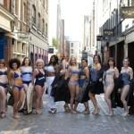 Bikini stimuleert gebrek aan zelfvertrouwen