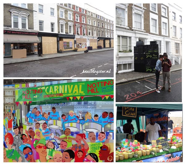 London Notting Hill Carnaval