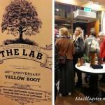 Timberland yellow boot 40th anniversary