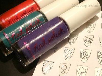 H&M Nail art nagellak