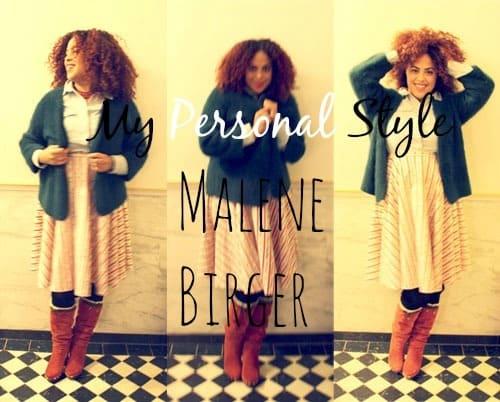 Malene Birger rok