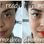 Get ready with me: vermoeidheid camoufleren met weinig make-up