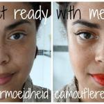 Vermoeidheid camoufleren met weinig make-up