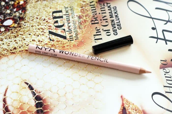 Wat is er zo fantastisch aan de NYX Wonder Pencil?