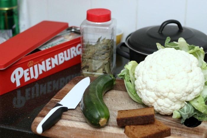 Stoofvlees recept met ontbijtkoek zonder suiker: Peijnenburg Zero