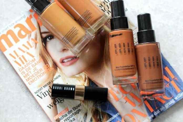 Nude lips: Bobbi Brown lipstick Carnation