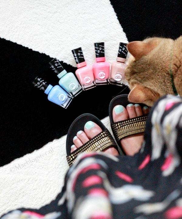Sally Hansen Miracle Gel Pastel gel nagellak