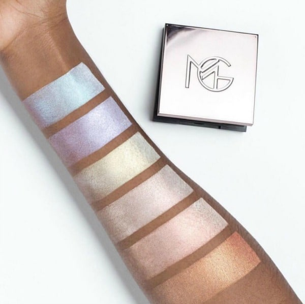 Make-up Nieuws: Make-up Geek nieuwe duochrome highlighters