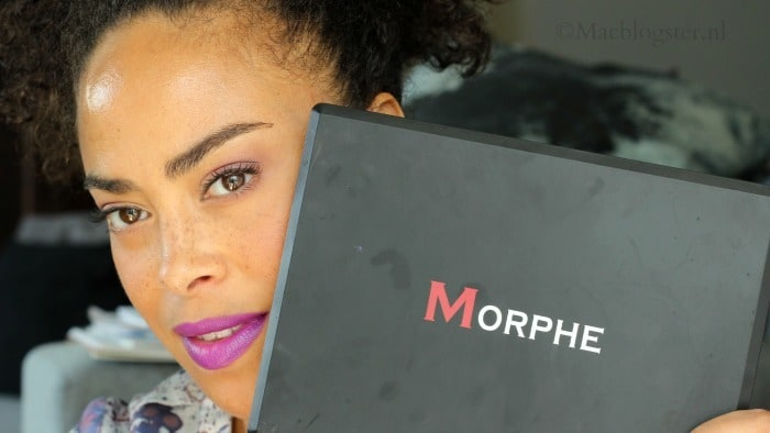 Review mixed skin Morphe Brushes 35P