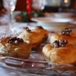 Tortini al radicchio - antipasto di Natale