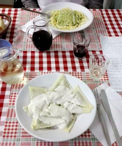 trattoria da Maria a Genova cosa si mangia