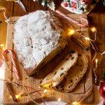 Stollen di Natale - ricette di Natale