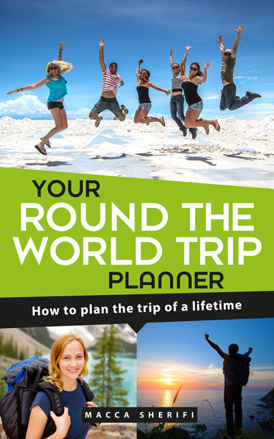 Your Round the World Trip Planner