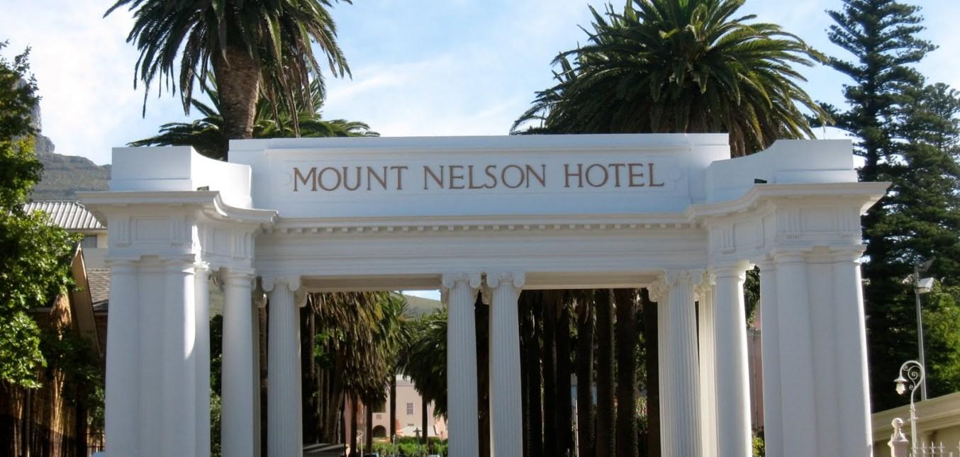 Mount Nelson Hotel: Refurbishment