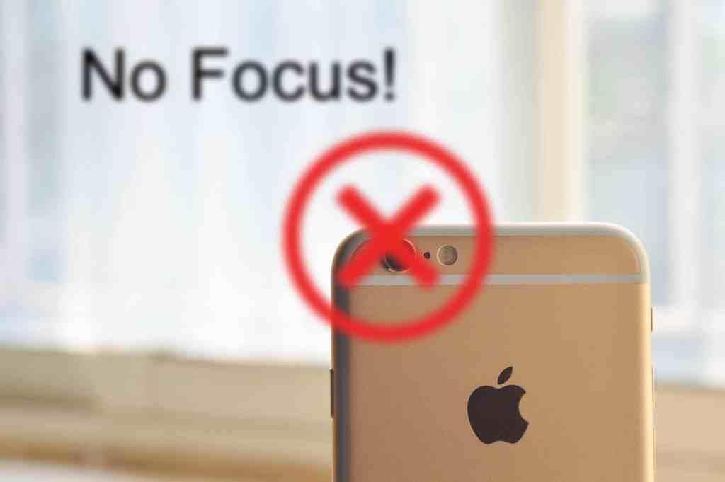 no focus collage
