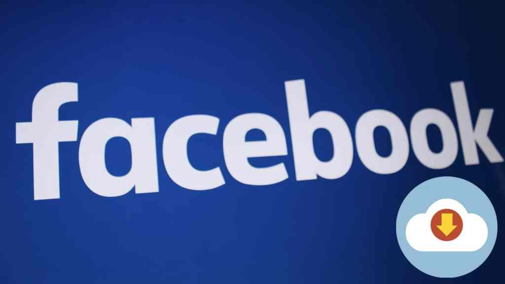 How to Download your Private Facebook Data