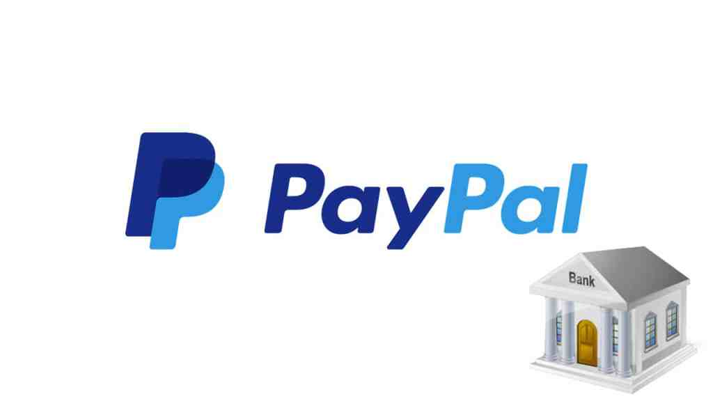 Transferring Funds from PayPal to your Bank
