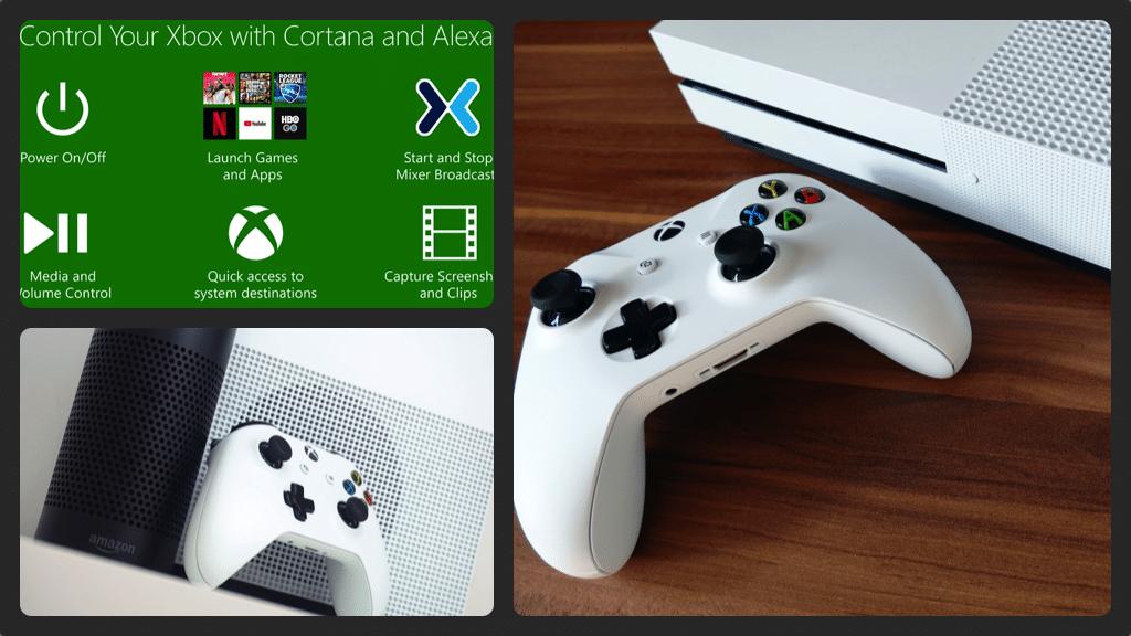 Xbox Alexa collage 2