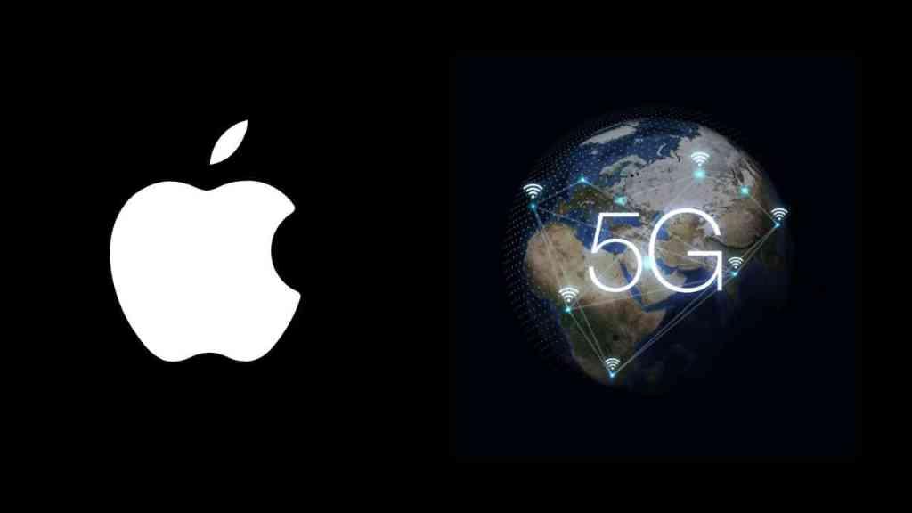 Apples 5G modem