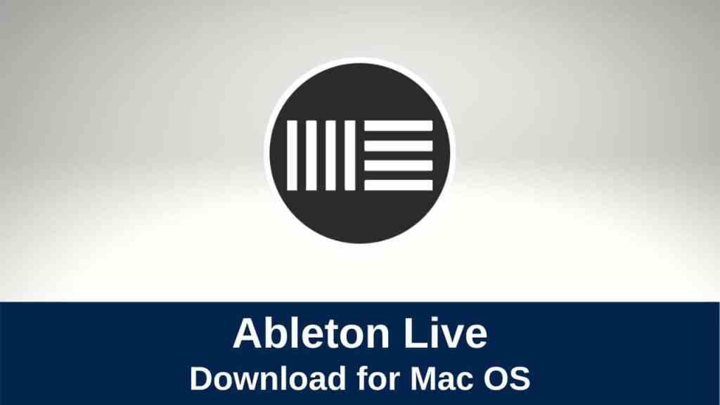 download ableton live suite