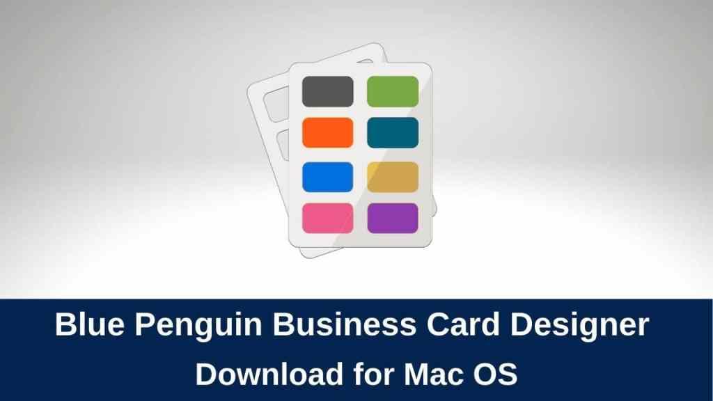 download blue penguin