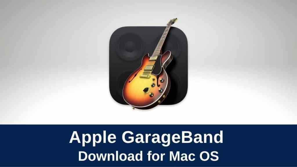 download apple garageband