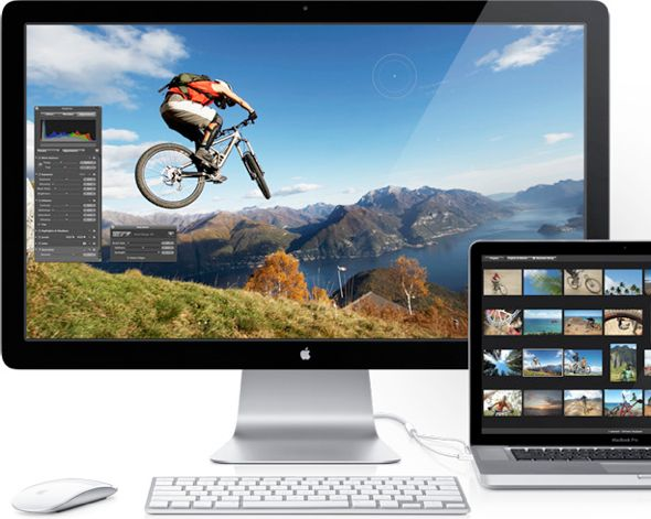 27-inch Apple Thunderbolt Display