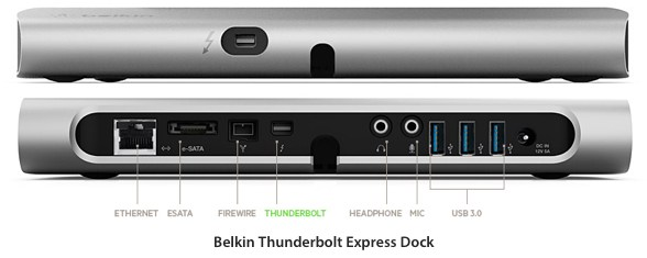 Belkin Thunderbolt Express Dock