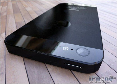iPhone 5 rendering