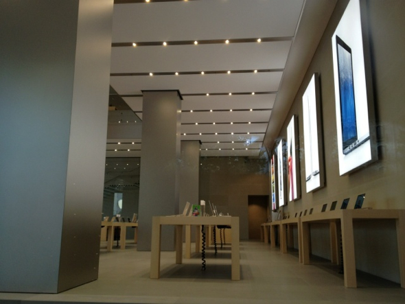 Apple Store Passeig de Gracia, Barcelona, Spain
